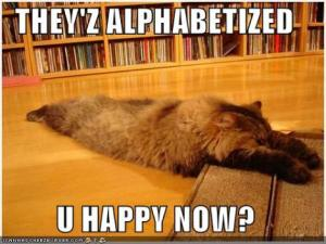 funny-pictures-exhausted-cat-alphabetized-cds